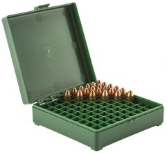 Photo Storage box 100 ammunition cal. 9x19
