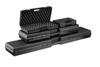 Photo ABS interior foam cases