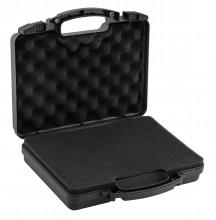 Photo Handbag for pre-cut foam handgun