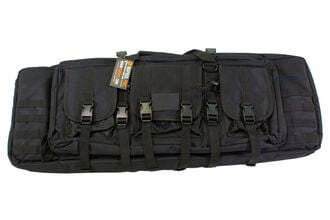 Photo Soft case with compartments 36 'black - NUPROL