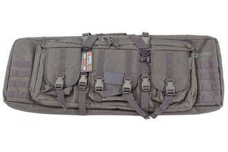 Photo Soft case with compartments 36 'gray - NUPROL