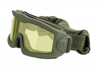 Photo Airsoft Mask AERO Series Thermal OD
