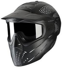 Photo JT Elite Full Face Mask Black