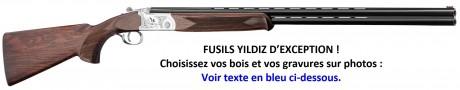 Photo Fusil superposé Yildiz SPZ Spécial cal. 410