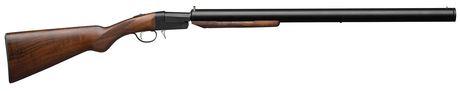 Photo Single shot rifle with silencer - Yildiz