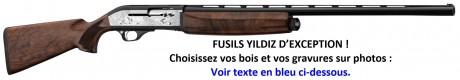Photo Fusil semi-automatique Yildiz A65 Spécial cal. 12/76