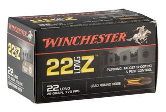 Photo Ammunition Zimmer 22 long Z cal. 22 LR