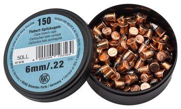 Photo Boîte de 150 bosquettes cal. 6 mm / .22 defender