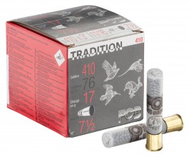 Photo Fob Tradition Cartridges - Cal. 410 Magnum