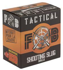 Photo Cartouche Fob Slug Tactical - Cal. 12/67