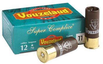 Photo Cartridges Vouzelaud - Super Complice 70 - Cal. 12/70