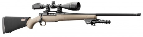 Photo Mossberg Patriot Night Train  cal. 6.5 Creedmoor lunette 6-24 x 50