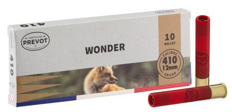 Photo Prevot bullet cartridges wonder - Cal. 410/76