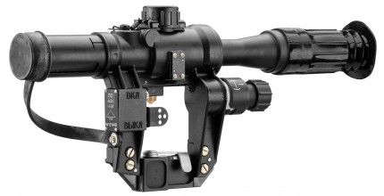 Photo NPZ optics for Tigr SVD