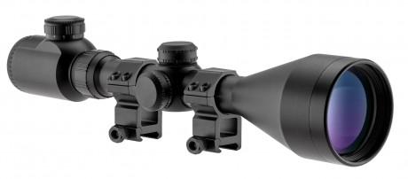 Photo Lensolux riflescope 2.5-10 x 56