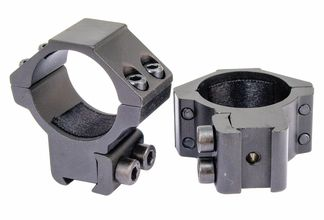 Photo Mounting clamps rail 11 mm double clamping BTR