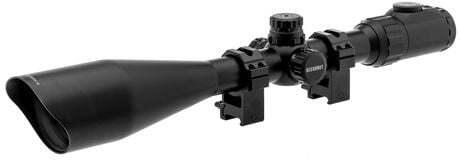 Photo UTG - Illuminated Mildot Rifle Scope 6-24 x 56