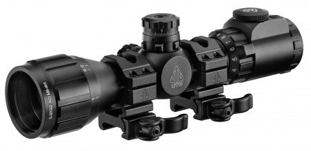 Photo UTG Mildot rifle scope