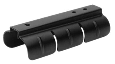 Photo Rifle holder for juxtaposed rifle