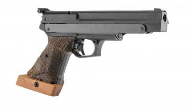 Photo Pistolet Gamo Compact droitier cal. 4,5 mm