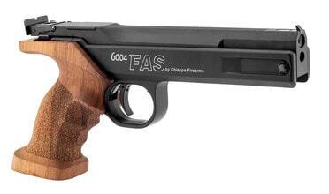 Photo Pistolet Chiappa Match à air comprimé FAS 6004 cal. 4,5 mm