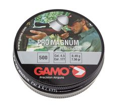 Photo Plombs Pro Magnum tête pointue cal. 4,5 mm