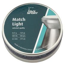 Photo Plombs Match Light cal. 4,5 mm
