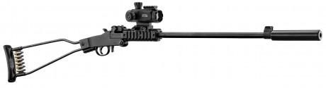 Photo Pack carabine pliante Chiappa Little Badger 22 LR