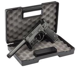 Photo Pack CZ75D Co2 + mallette + laser + silencieux