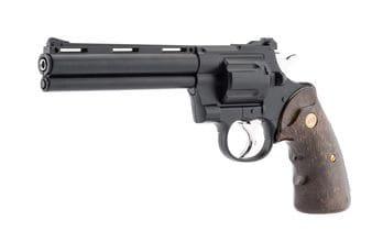 Photo Replica ASG revolver mod. R 357 Black gas
