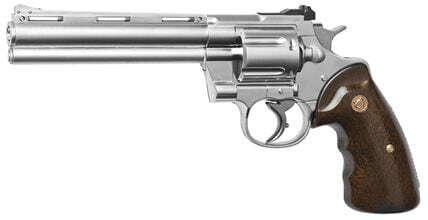 Photo Replica revolver R 357 Gas