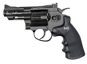 Photo Replica revolver Dan Wesson 2.5 '' CO2