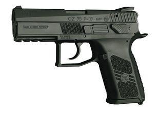 Photo Réplique pistolet CZ75 P-07 Duty Co2 GNB