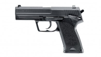 Photo USP GBB pistol metal slide 0,9J
