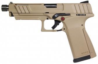 Photo GBB gaz pistol GTP9 0,9J Tan