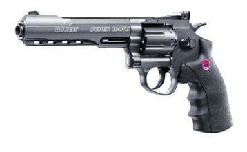 Photo Réplique revolver Ruger 6 Pouce super Hawk Noir