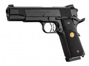 Photo 1911 M.E.U. pistol gas GBB black 0.9J