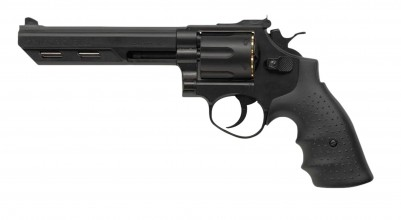Photo GNB Gas Revolver 357 0,5J Black