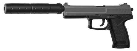 Photo Replica pistol DL 60 Socom spring