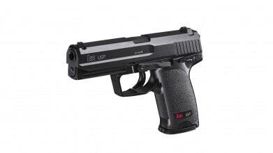 Photo H&K USP Spring pistol 0,5J