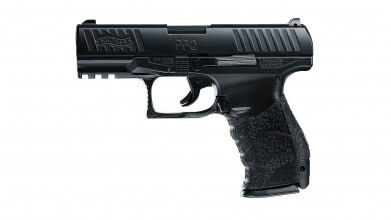 Photo Walther PPQ metal slide spring pistol 0,5J