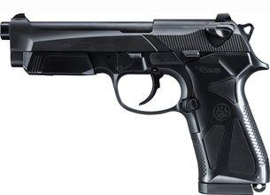 Photo Replica Beretta 90two Black (spring)