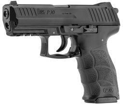 Photo Replica pistol mod HK P30 Black
