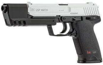 Photo Replica pistol USP match spring HK