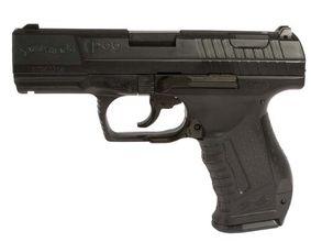 Photo Replica pistol Walther P99 Black (magazin)