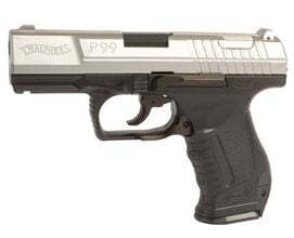 Photo Replica pistol Walther P99 two-tone (magazin)