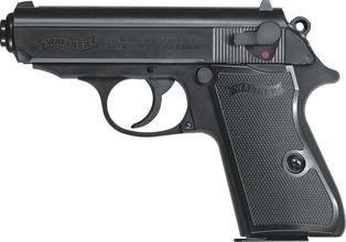 Photo Replica pistol Walther PPK / S black