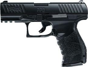 Photo Replica pistol Walther PPQ HME spring