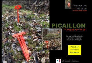 Photo Picaillon shooting angulator