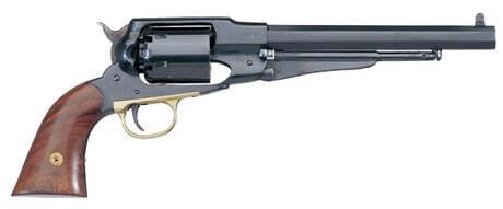 Photo Revolver Remington 1858 bronzé cal. 44